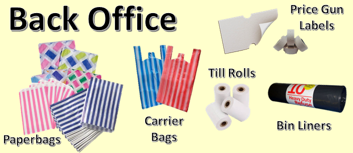 Back Office Products - Available Now