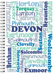Devon Wordmaze Notebook A5