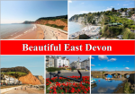 Beautiful Devon Postcard